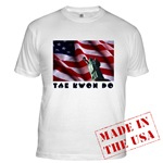 tae kwon do t shirt